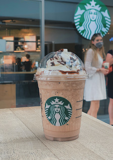 the best starbucks drinks and snacks of all times