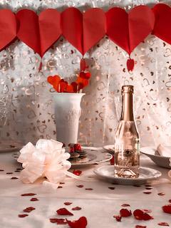 Traumhafte Valentinstag Deko für dein Zuhause